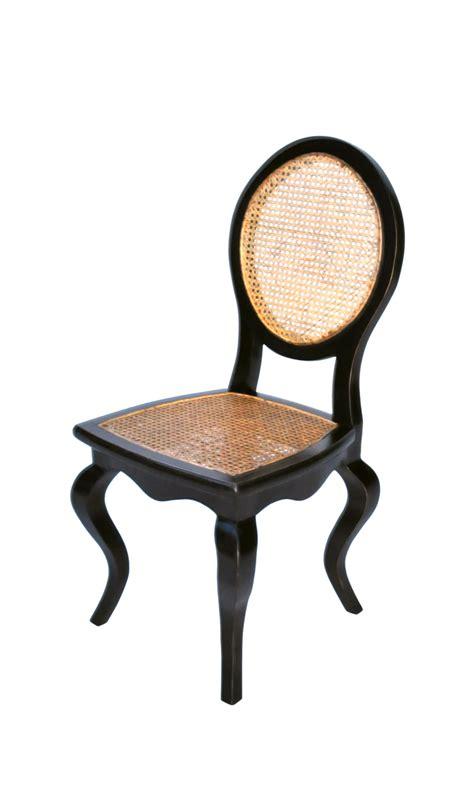 chaise cann 233 e demeure et jardin