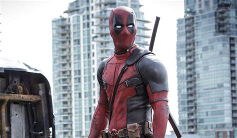deadpool release date shares hilarious deadpool image may hint at