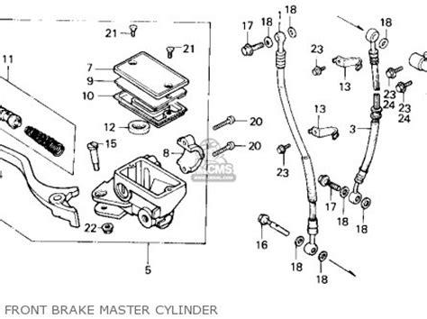 1985 honda fourtrax 250 parts honda trx250 fourtrax 250 1985 f usa parts list