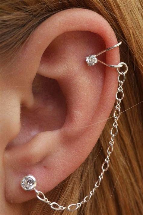 adventurous pictures  ear piercing