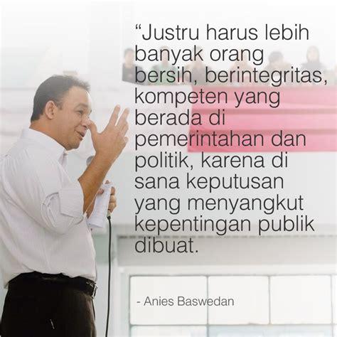 Anies Tentang Anak Muda Impian Dan Indonesia By Syafiq Basri 4 profesi yang sering dipandang sebelah mata padahal penting untuk membangun indonesia