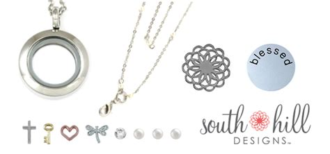 south hill design images personalized lockets from south hill designs giveaway