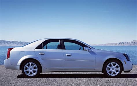used 2005 cadillac cts for sale pricing features edmunds