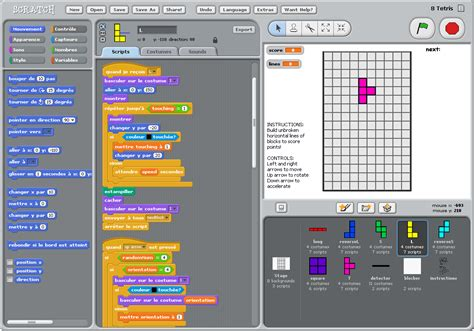 on scratch scratch langage wikip 233 dia
