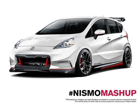 nissan versa note nismo the hottest hatch to hit the street the 370z nismo