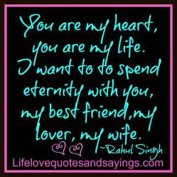 Love Quotes Wife by I Love My Wife Quotes For Facebook Quotesgram