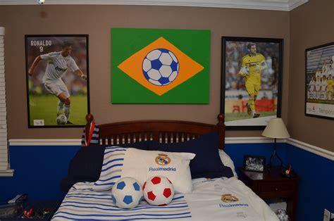 soccer decorations for bedroom soccer bedroom decor ideas for boys inertiahome