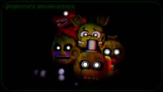 Fnaf 3 animatronics plushies no mangle and bb by carlosparty19 on