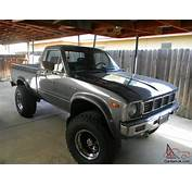 1993 Toyota Pickup Aftermarket Parts 1994