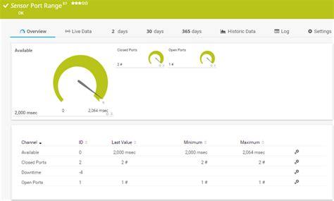 port range user manual monitoring omo cloud