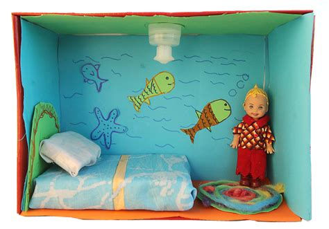 kids craft doll houses shoe box dollhouse craft for kids diorama pinterest box craft and shoebox crafts