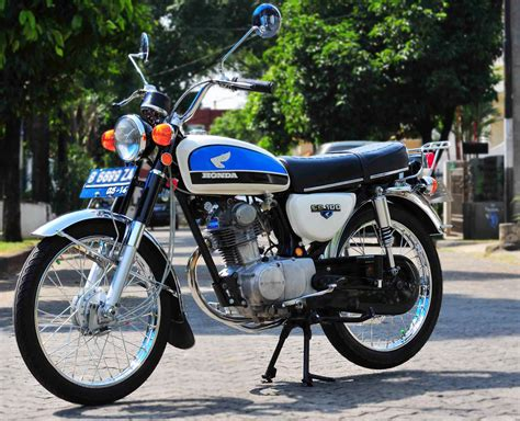 Motor Modifikasi Honda by Honda Cb 100 Modifikasi Www Pixshark Images