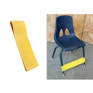Chair Exercises With Resistance Bands Exercise Bands For Legs National Autism Resources