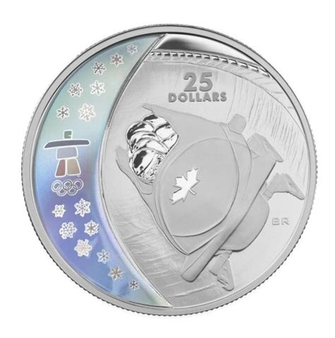 vancouver mint new year 2008 sterling silver 25 dollar coin vancouver 2010