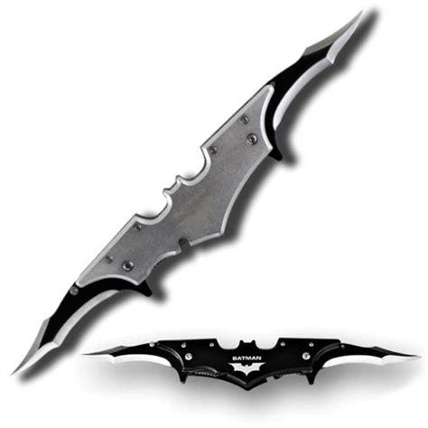 superman pocket knife batman blade batarang pocket knife