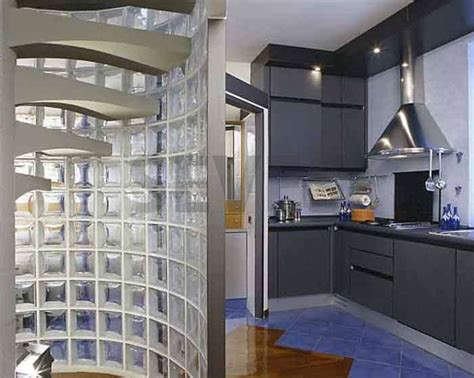 Parete Vetrocemento Cucina by Illuminare Stanza Senza Finestra Foto Design Mag