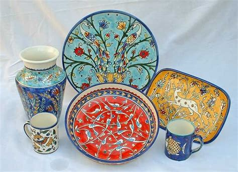 Painting Pottery by 25 Best Images About Palestinian Pottery On