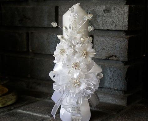 Holy Communion Candle Decoration by Christening Candle Ceremony Candle Holy Communion