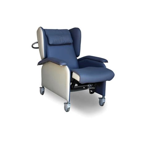 reclining in bed shoalhaven chair bed mobile reclining patient chair