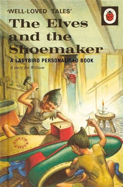 The Elves And The Shoemaker Alised Book