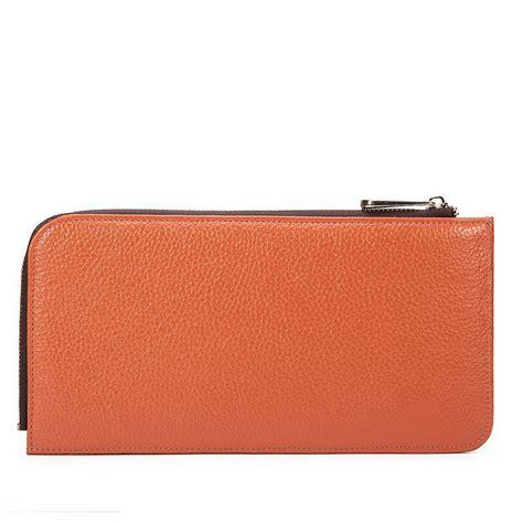 clutch bags orange