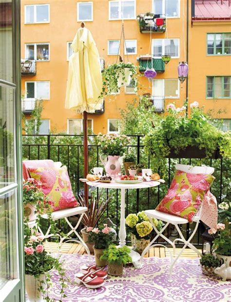 design flower balcony flowering balconies and terraces ideas for home garden