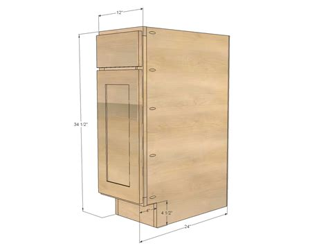 Kitchen Cabinet Depth by Picture Of Standard Kitchen Cabinet Sizes Affordable