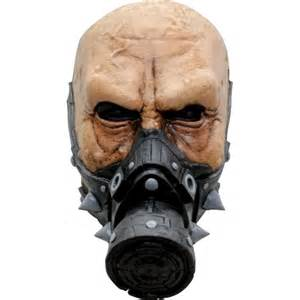 transparent face mask halloween deadly gas full face collectors horror mask halloween