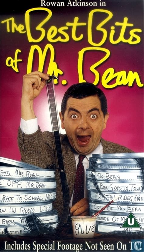 best of mr bean the best bits of mr bean vhs catawiki