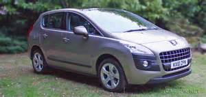 Peugeot 3008 Reviews Peugeot 3008 Hdi 150 Review Road Test 2010 Part 2