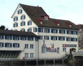 Einstein Apartment Zurich Schweizer Heimatwerk Shopping Zurich