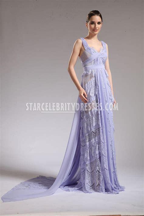 Mila Kunis Sheer Lavender Lace Evening Prom Dress at Oscar Red Carpet   StarCelebrityDresses