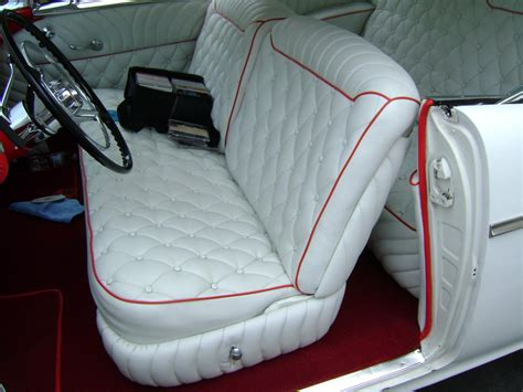 Car Upholstery by Classic Car Upholstery By G D Custom Upholstery