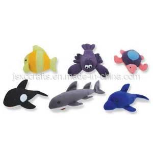 Plush sea animals stuffed sea toys