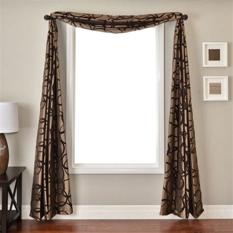 curtain scarves window sconces scarf home decoration club