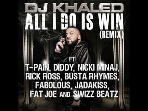download mp3 dj khaled all i do is win remix dj khaled quot all i do is win quot feat ludacris rick ross t