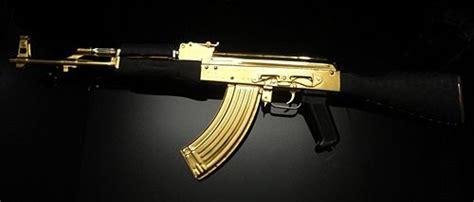 wallpaper gun gold gold plated ak 47 firearms pinterest poetry ak 47
