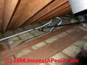 bath exhaust vent slope recommendations which way should