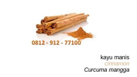 Sedia Kapsul Dan Simplisia Herbal suplier simplisia dan ekstrak tanaman herbal