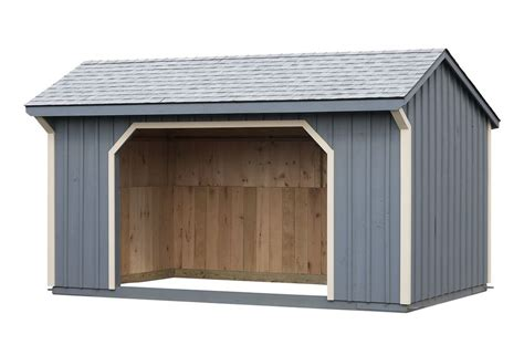 Run In Shed by Run In Sheds Amish Crafted Run In Sheds Custom Run In