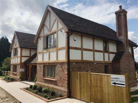 Our Show Home by Scandia Hus Timber Frame Scandia Hus Show Homes