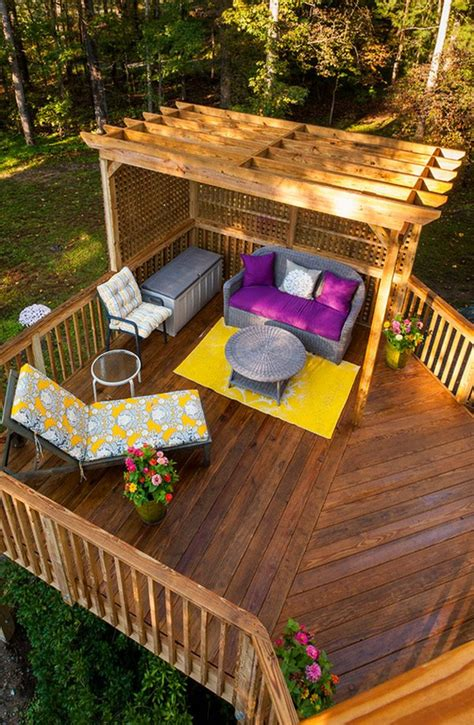 timber decking designs   append beauty