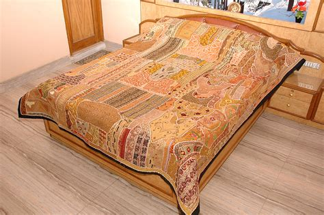 bed covers rajasthan handicrafts