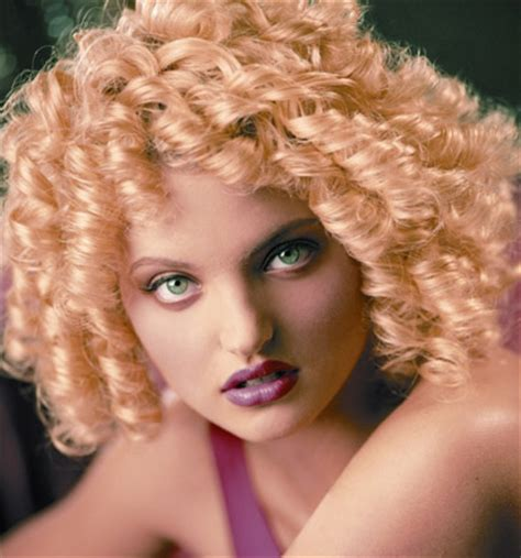 super short tight spiral perm hairstyles aline haircut with perm pic hairstyle gallery