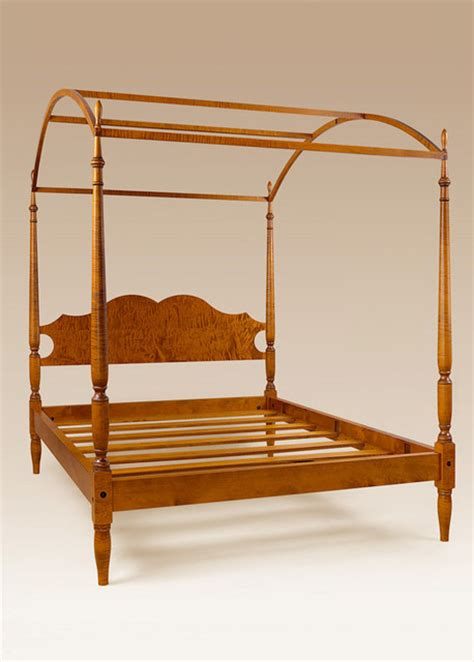 historical knox arched canopy bed traditional canopy