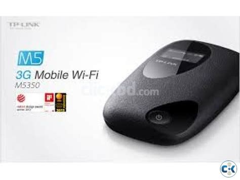 Network Tp Link 3g Mobile Wi Fi M5350 tp link m5350 3g mobile wi fi with teletalk 3g sim clickbd