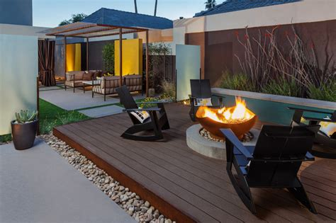 Leland S Patio And Hearth The Colony House Modern Deck By Coffman Studio