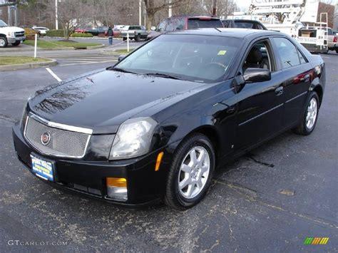 2006 black cadillac cts 2006 black cadillac cts sport sedan 22827239