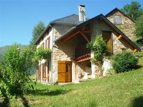maison typique de en 224 la montagne saurat