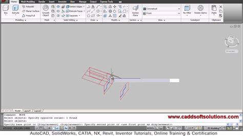 autocad tutorial youtube 2010 autocad 2d to 3d conversion tutorial autocad 2010 youtube